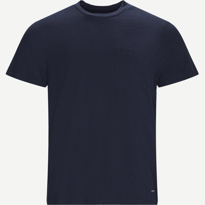 Aspen T-shirt - T-shirts - Blå