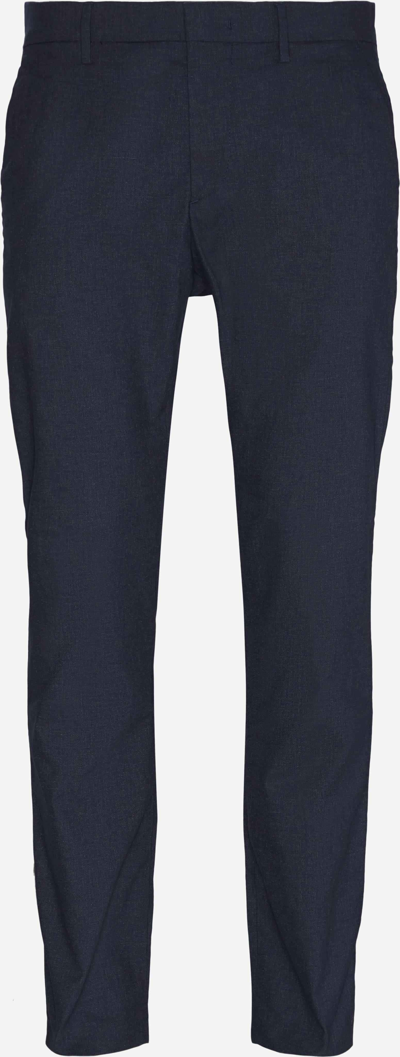 Hosen - Regular - Blau