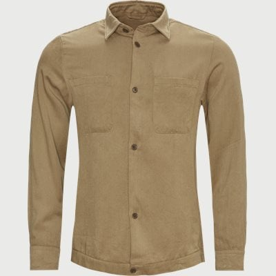 Drake 1363 Overshirt Regular | Drake 1363 Overshirt | Sand
