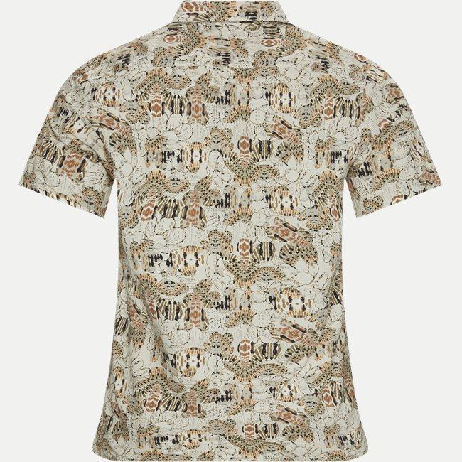Miyagi Kortærmet Skjorte