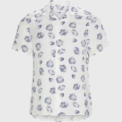 Myagi Kortærmet Skjorte Regular | Myagi Kortærmet Skjorte | Hvid