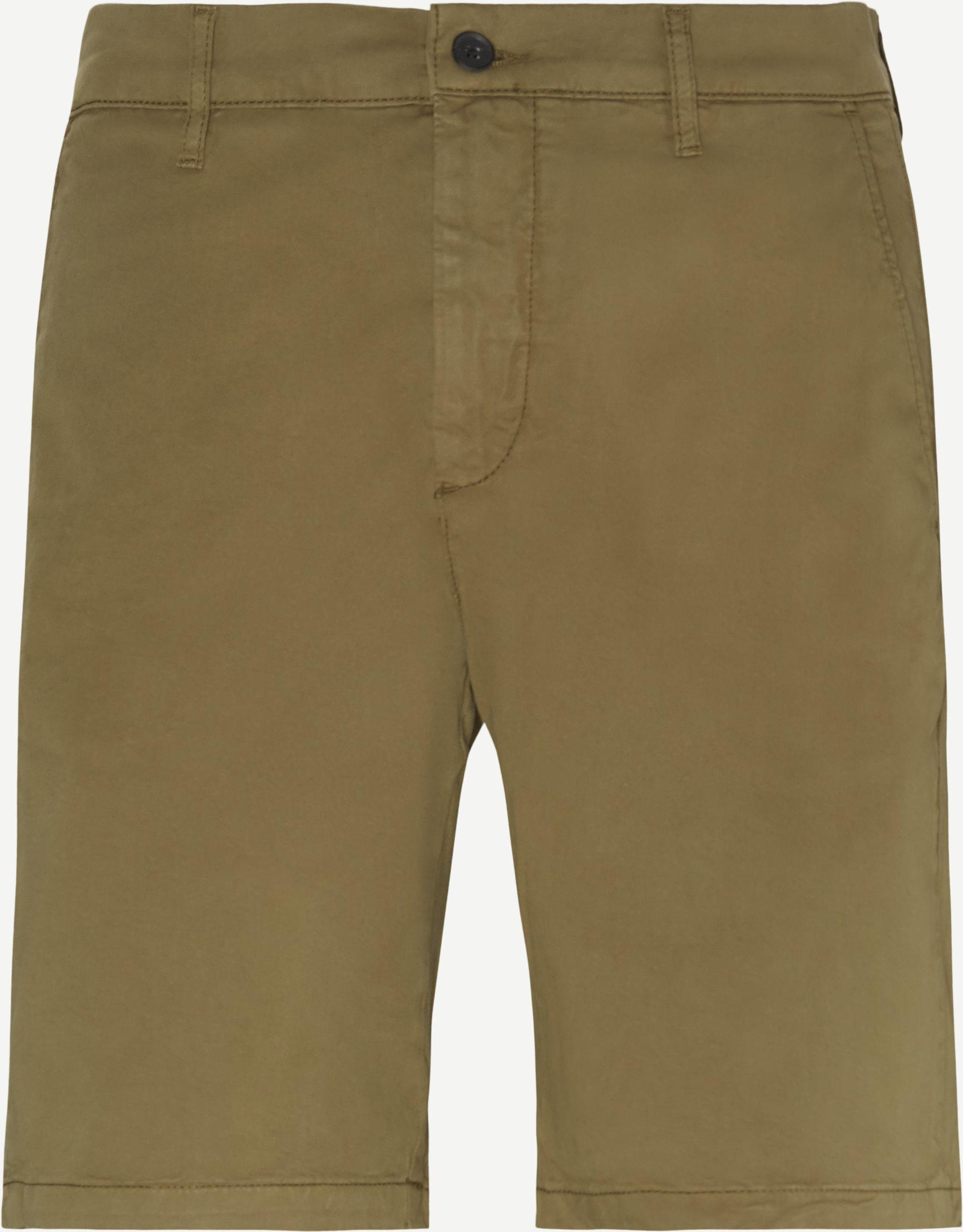 Shorts - Regular - Army