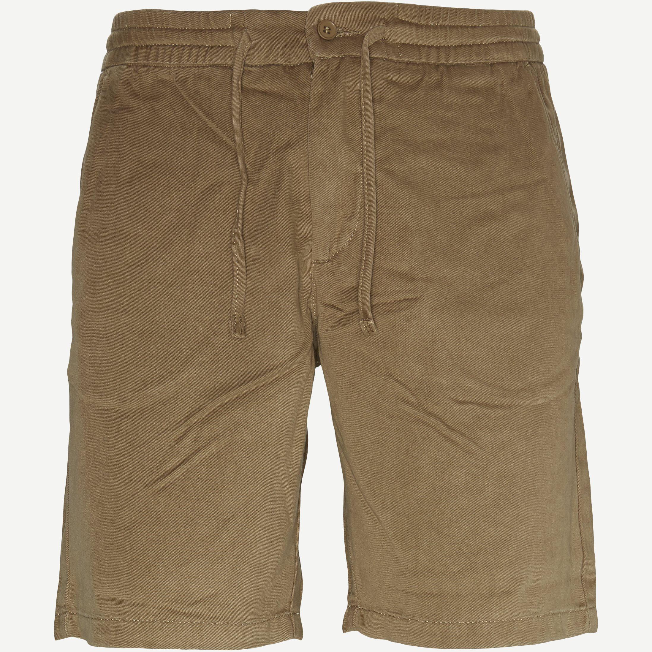 Seb Shorts - Shorts - Regular fit - Sand