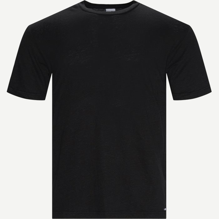 Dylan Tee - T-shirts - Regular - Sort