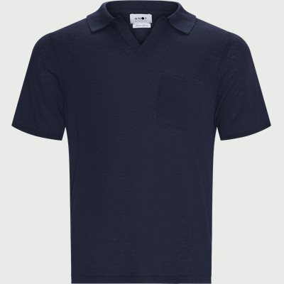 Ryan Polo T-shirt Regular | Ryan Polo T-shirt | Blå