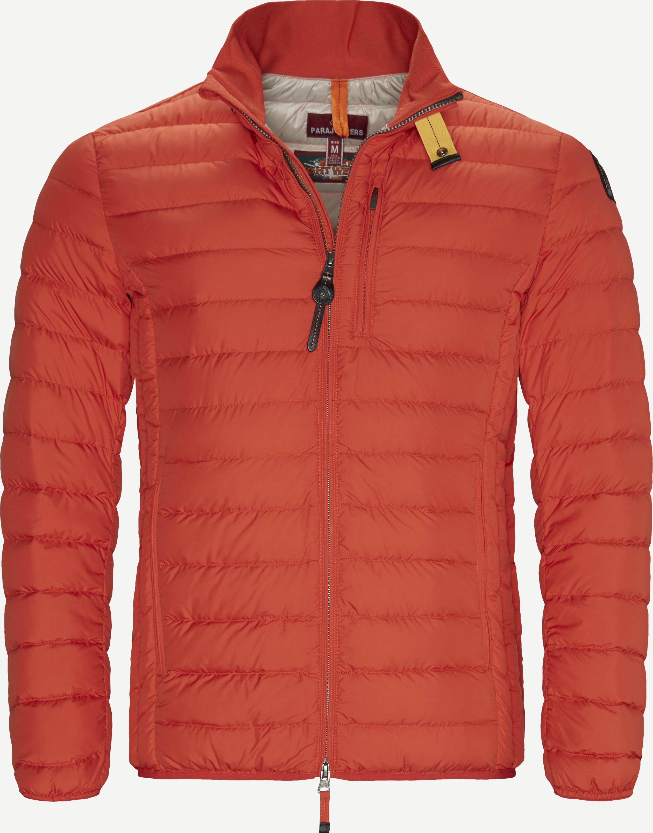 Jackets - Regular - Orange