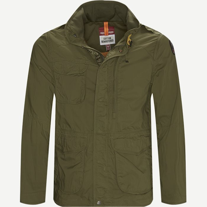 Denes Jacket - Jakker - Regular - Army