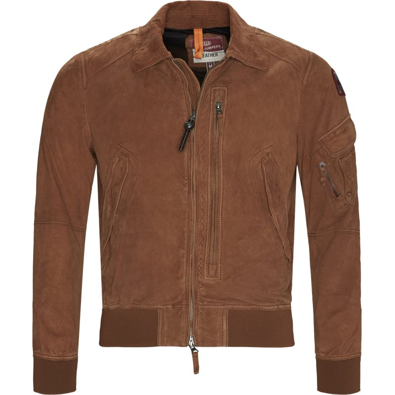 Image of   Parajumpers - Brigadier Suede Jacket