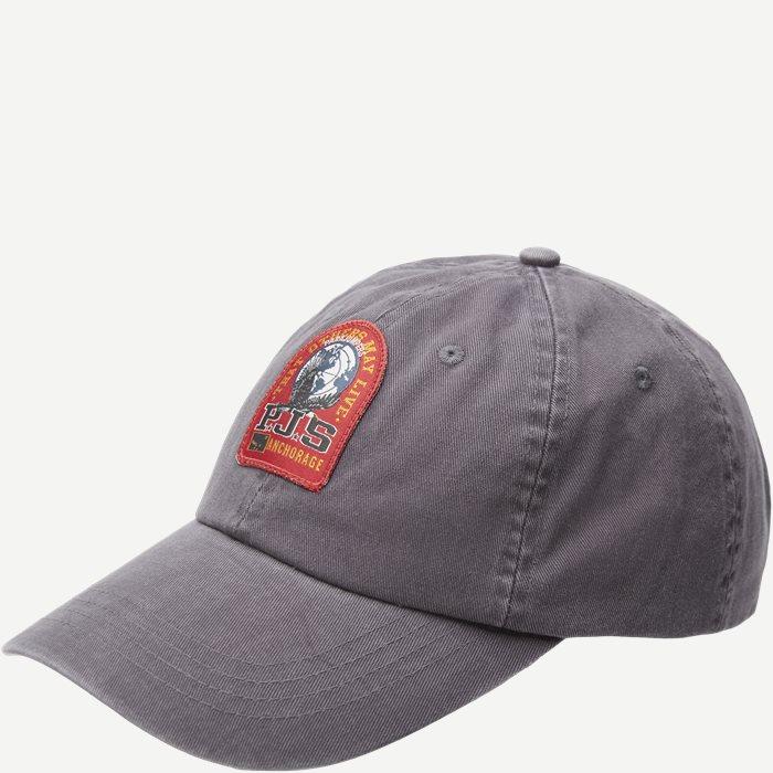 Hao2 Patch Cap - Caps - Grå