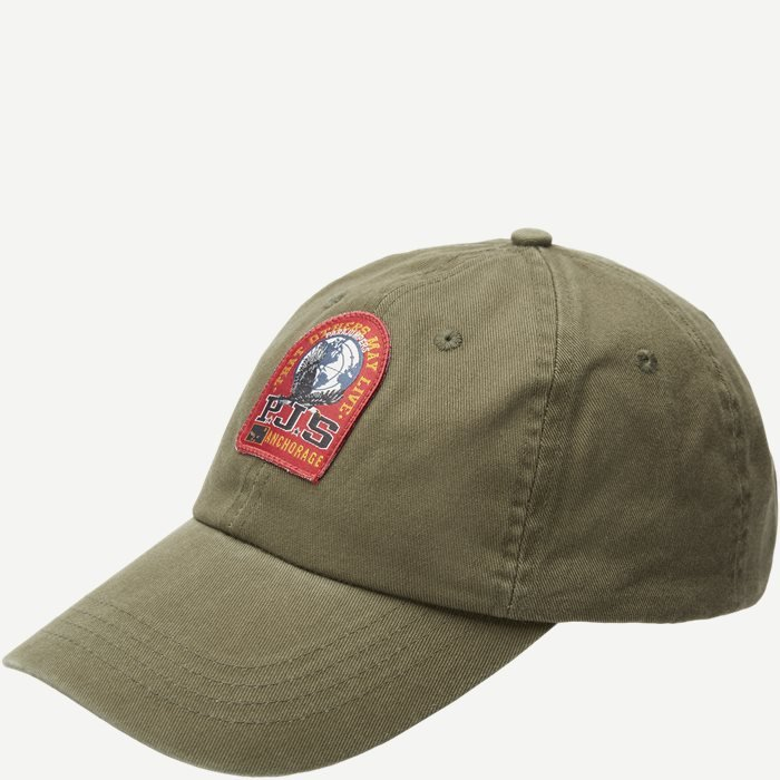 Hao2 Patch Cap - Caps - Army