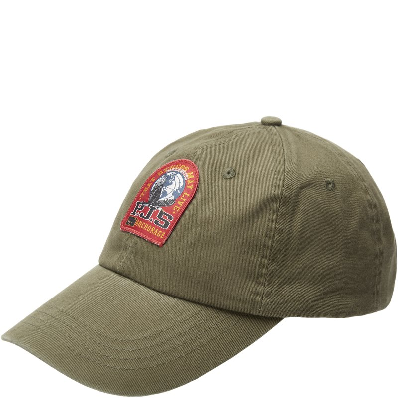 Image of   Parajumpers - Hao2 Patch Cap