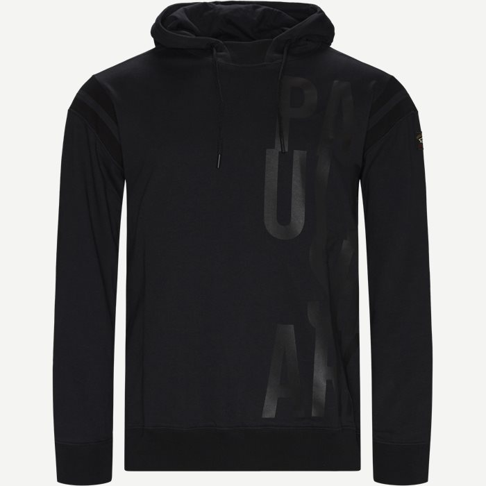 Pzop Hoodie - Sweatshirts - Regular - Sort