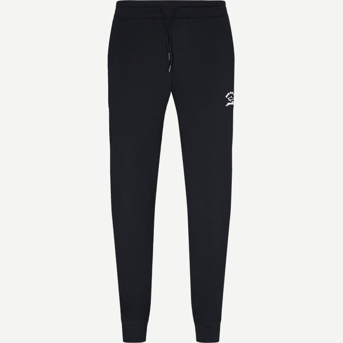 Logo Sweatpants - Bukser - Regular - Blå