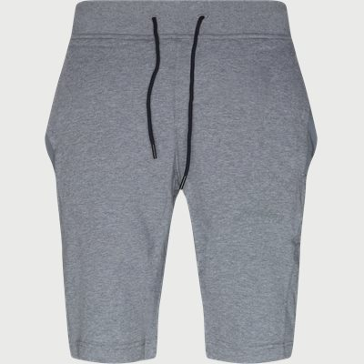 Cop Sweatshorts Regular | Cop Sweatshorts | Grå