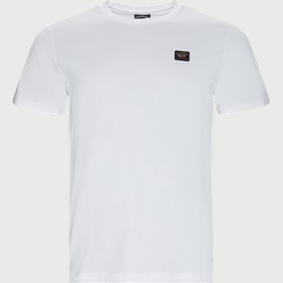 Cop T-shirt Regular | Cop T-shirt | Hvid