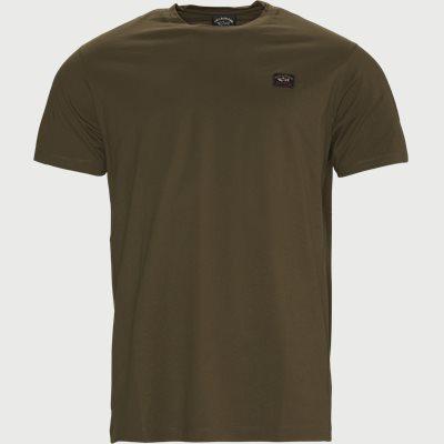 Cop T-shirt Regular | Cop T-shirt | Army