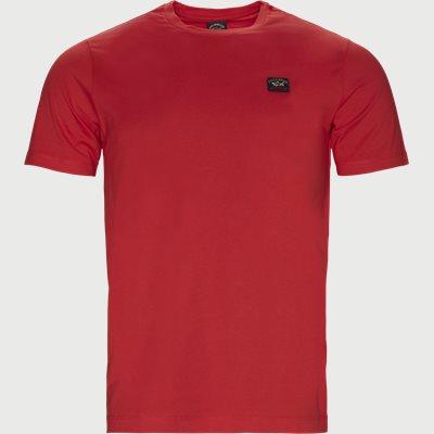 Cop T-shirt Regular | Cop T-shirt | Rød