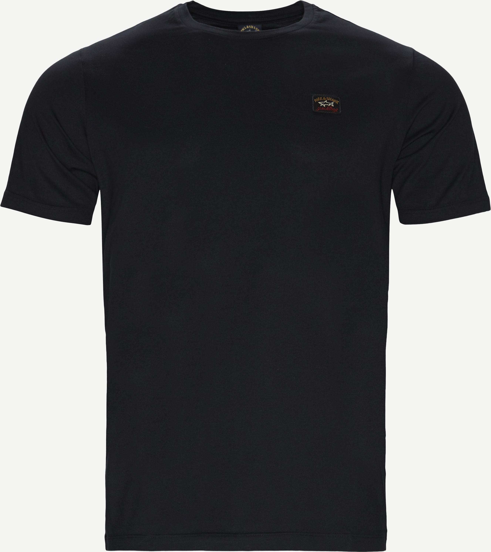 Cop T-shirt - T-shirts - Regular fit - Sort
