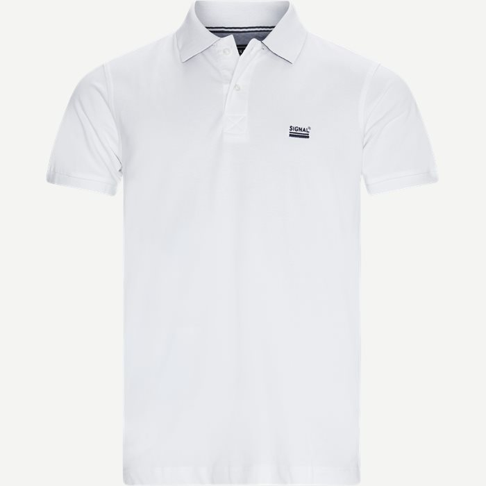 Nors KM Polo T-shirt - T-shirts - Regular - Hvid