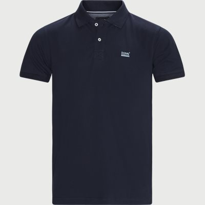 Nors KM Polo T-shirt Regular | Nors KM Polo T-shirt | Blå