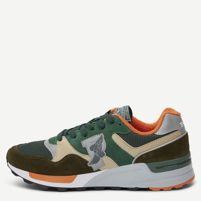 Schuhe - Grün