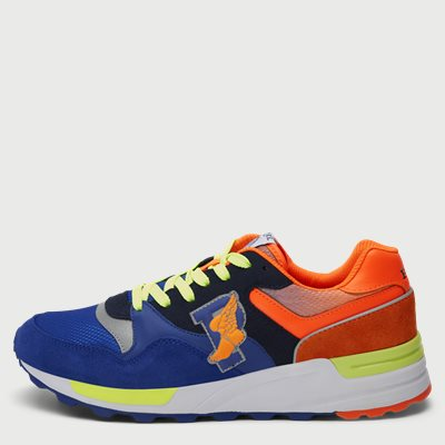 Trackstr 100-SK-ATH Sneaker Trackstr 100-SK-ATH Sneaker | Gul