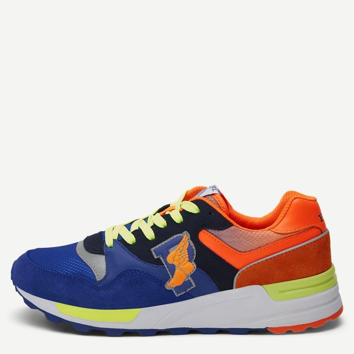 Trackstr 100-SK-ATH Sneaker - Sko - Gul