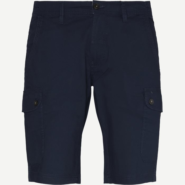 Ken Cargo Shorts - Shorts - Regular - Blå