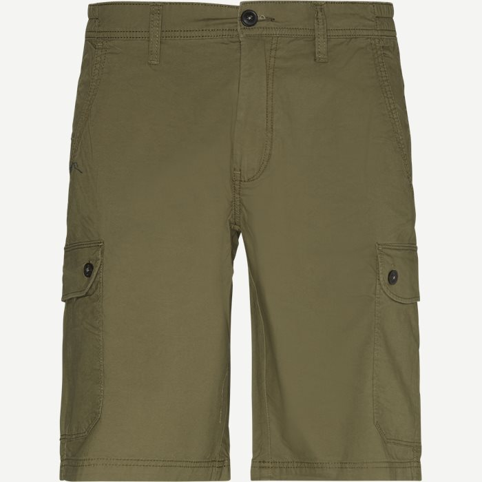 Ken Cargo Shorts - Shorts - Regular - Army