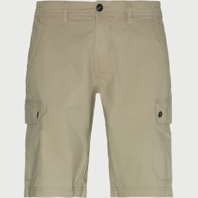Ken Cargo Shorts Regular | Ken Cargo Shorts | Sand