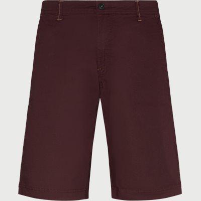 Vincent Chino Shorts Regular | Vincent Chino Shorts | Bordeaux