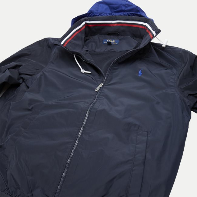 Stow-Away Hood Jacket