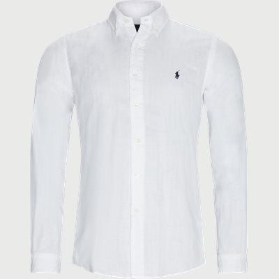 Custom fit | Shirts | White