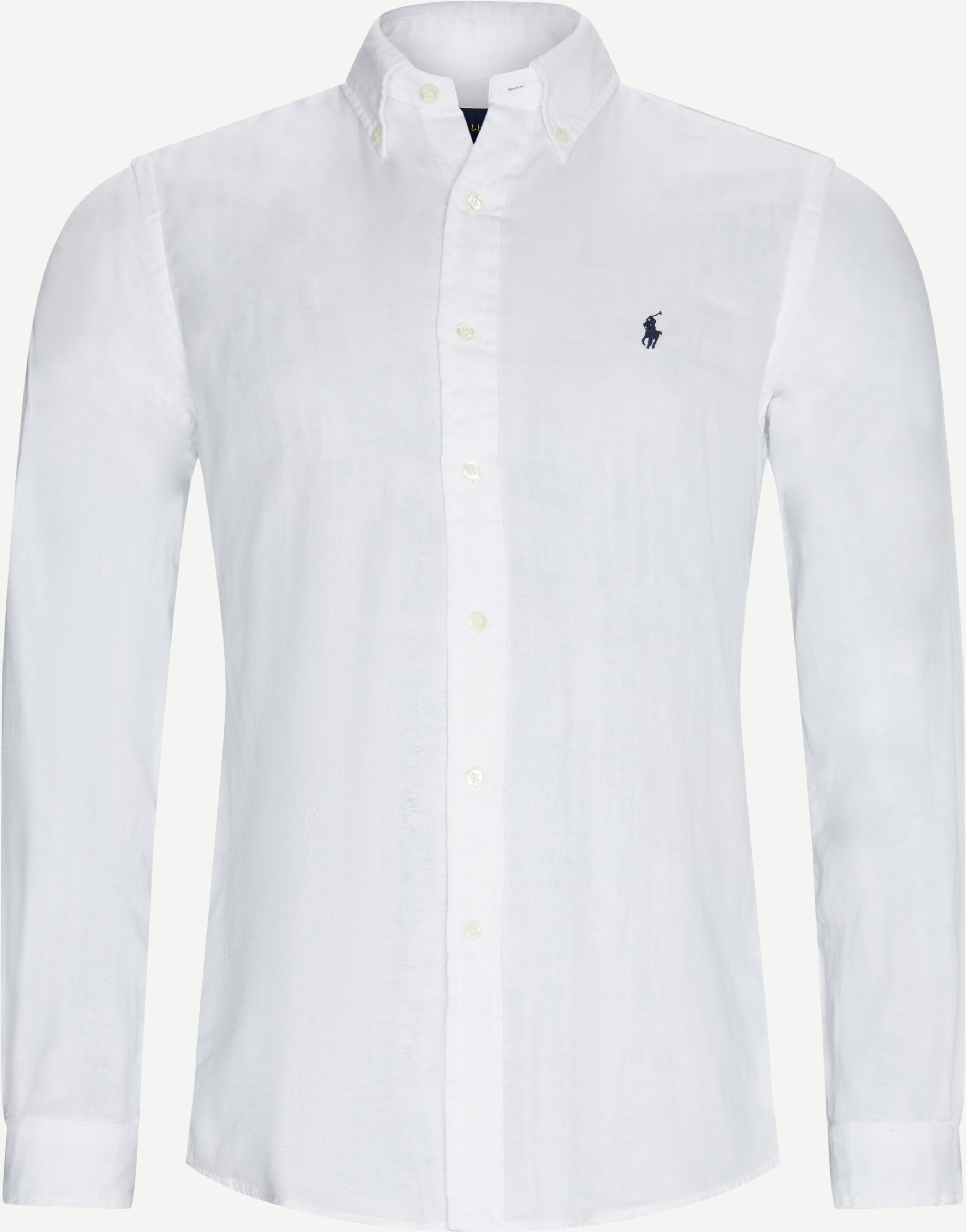 Shirts - Custom fit - White