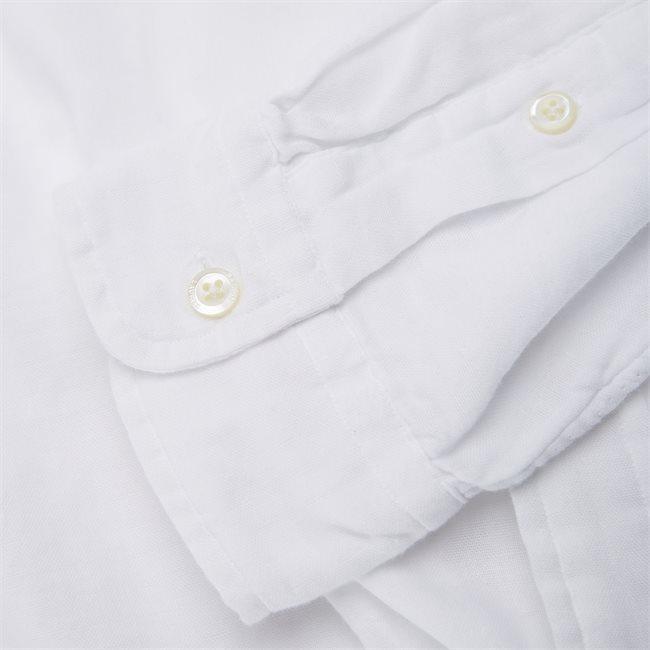 Cotton Logo Shirt