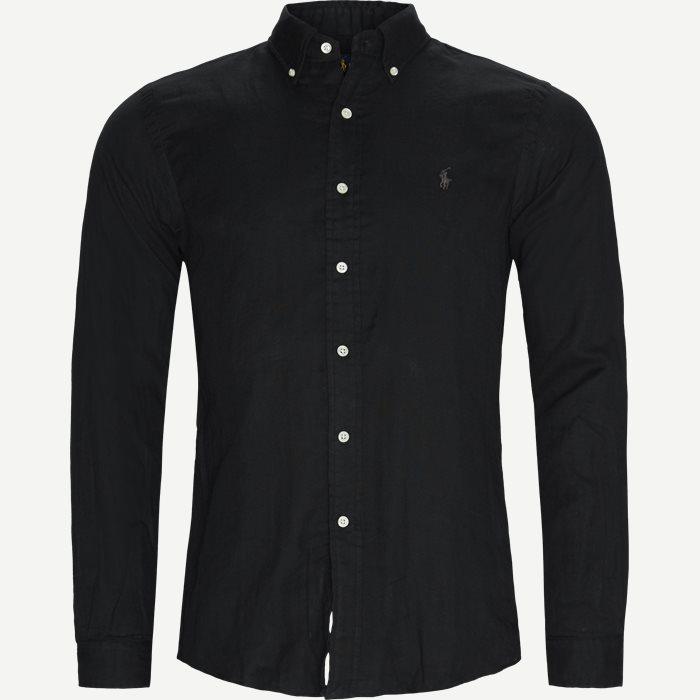 Shirts - Custom fit - Black