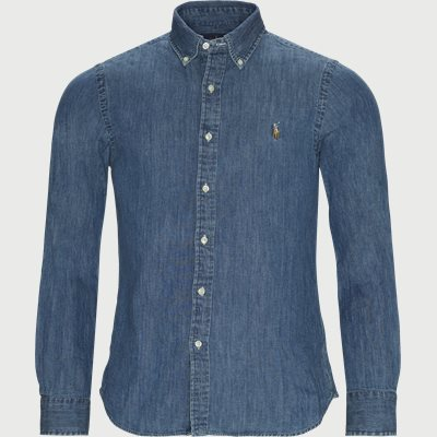 Slim fit | Shirts | Denim