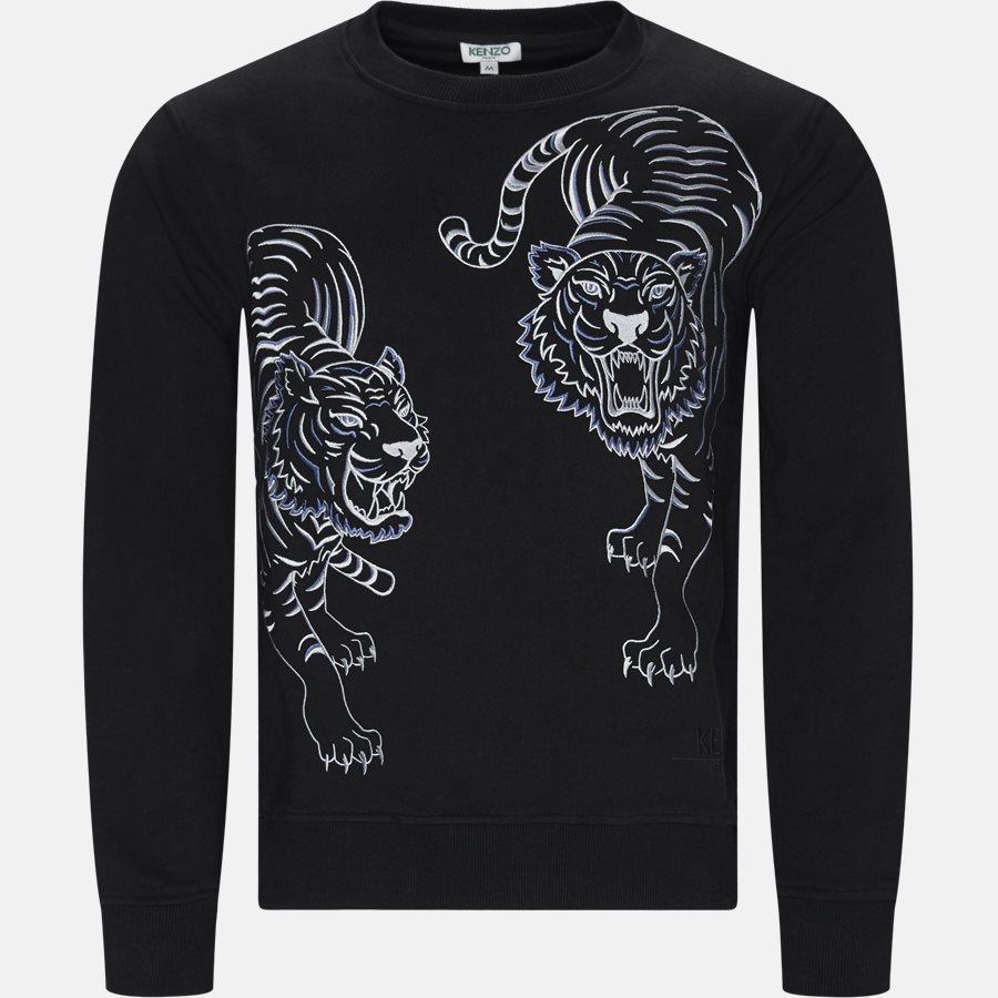 PF955SW0094XG - Sweatshirts - BLACK - 1
