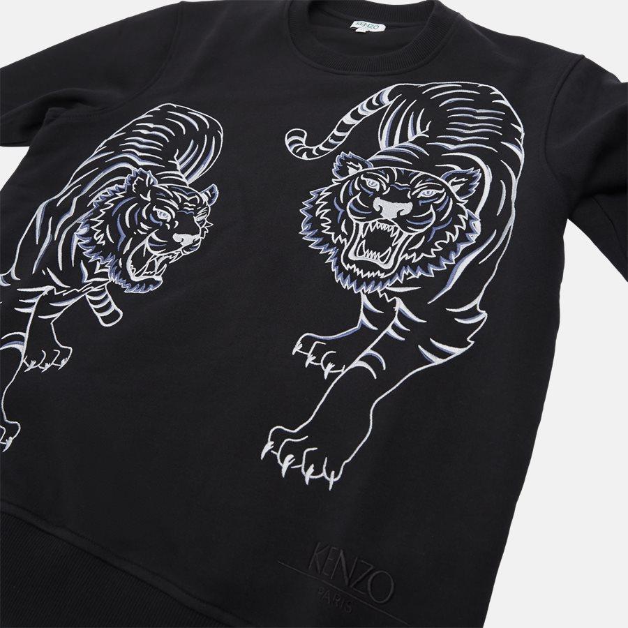 PF955SW0094XG - Sweatshirts - BLACK - 3
