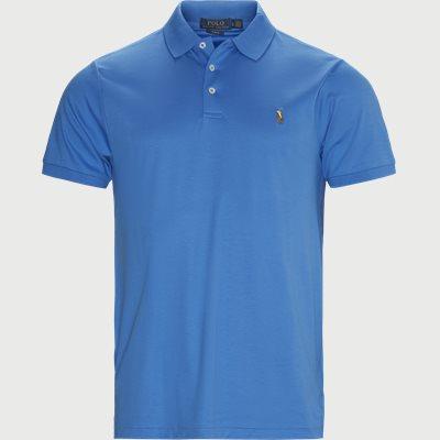 Classic Polo T-shirt Slim | Classic Polo T-shirt | Blå