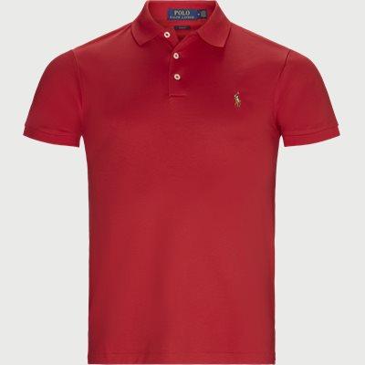 Classic Polo T-shirt Slim | Classic Polo T-shirt | Rød
