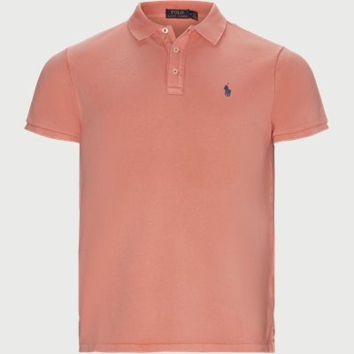 Polo T-shirt Regular | Polo T-shirt | Rød