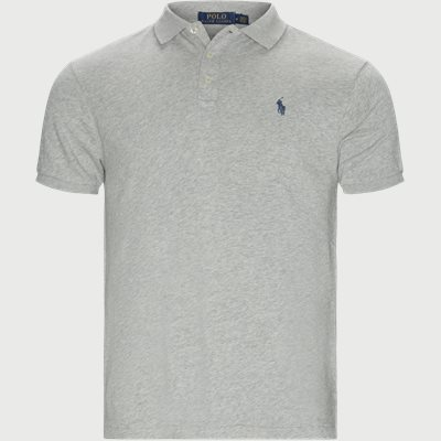 Polo T-shirt Regular | Polo T-shirt | Grå