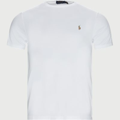 Regular slim fit | T-Shirts | Weiß
