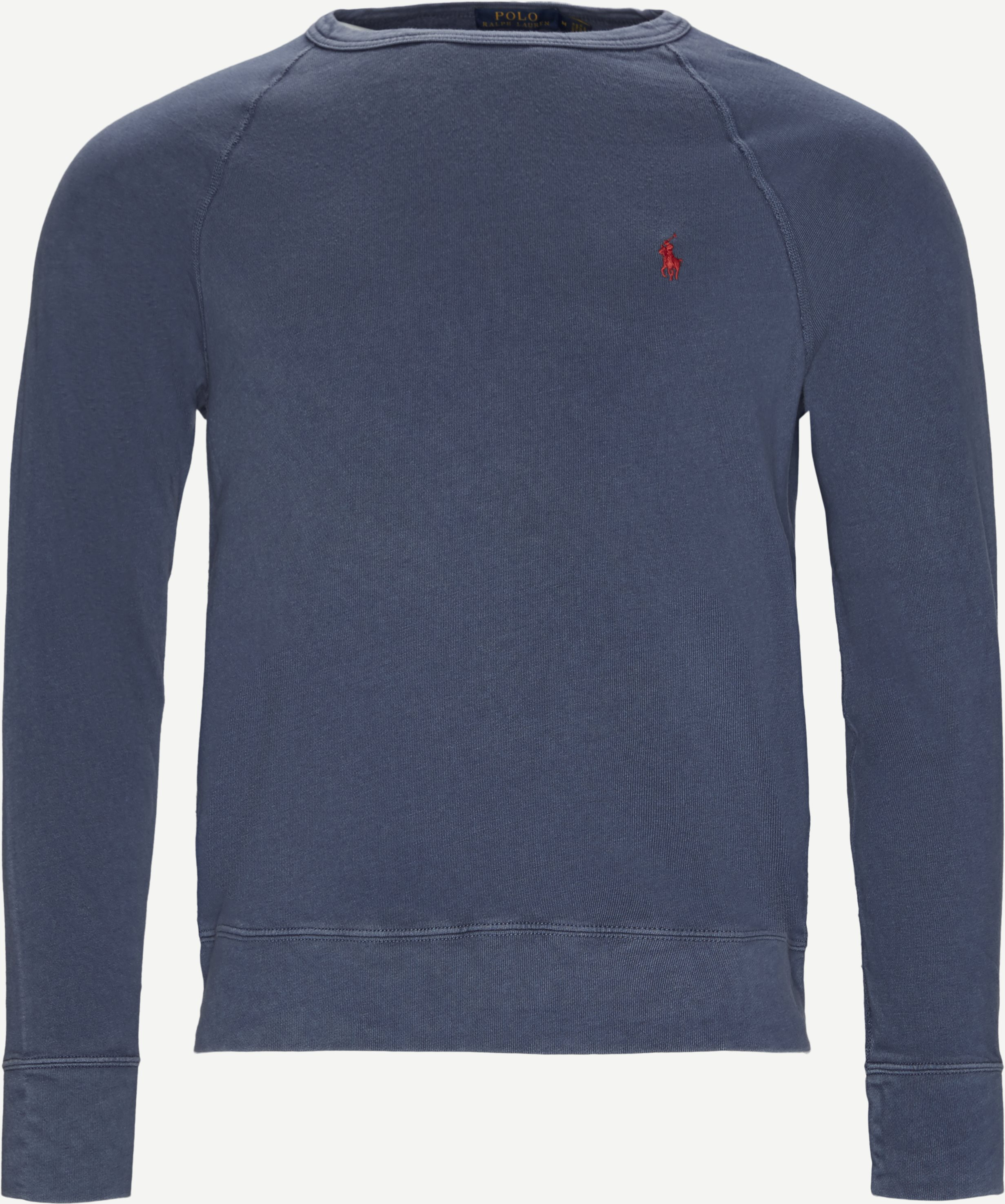 Sweatshirts - Regular - Denim