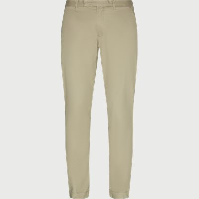 Cotton Stretch Chino Slim | Cotton Stretch Chino | Sand