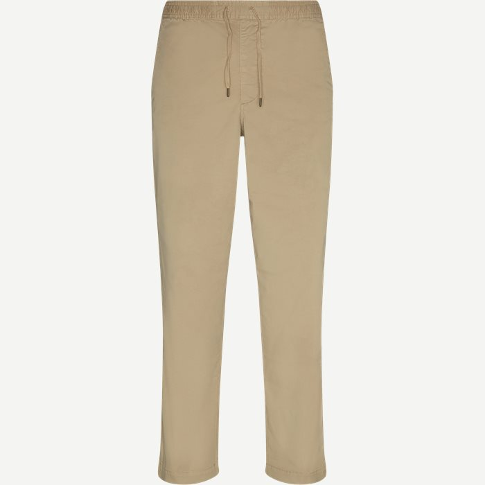Cotton Chino - Bukser - Loose fit - Sand
