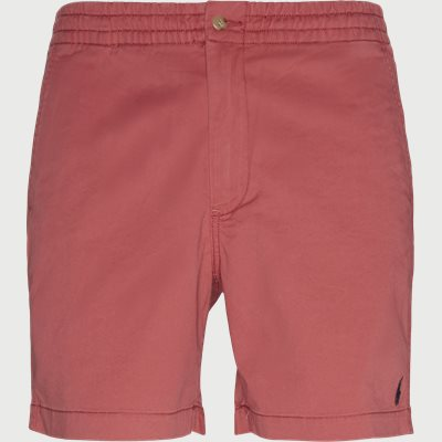 Classic fit | Shorts | Red