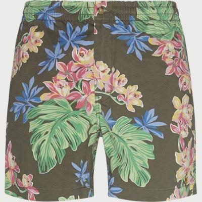 Classic fit | Shorts | Oliv