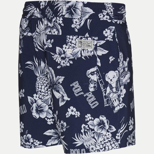 Tropical Bear Swim Shorts